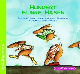 100 flinke Hasen CD