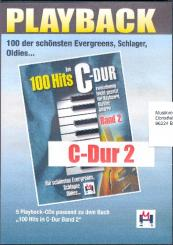 100 Hits in C-Dur Band 2 5 Playback-CD's