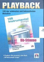 100 Instrumental Songs 5 Playback-CD's