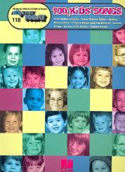 100 Kids Songs: for organ (piano, keyboard)