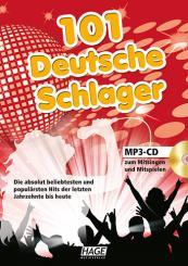 101 deutsche Schlager (+ mp-3-CD)