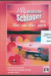 140 deutsche Schlager der 50-60er Jahre 3 CD's