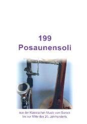 199 Posaunensoli für Posaune