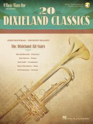 20 Dixieland Classics (+CD) for trumpet (clarinet)