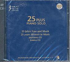 25 plus piano solo 2 CD's