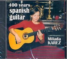 400 Years Spanish Guitar CD
