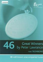 46 great Winners for trombone bass clef
