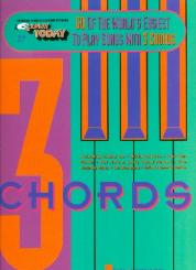 60 of the World's easiest to play Songs with 3 Chords: for keyboard (organ/piano) (with lyrics), E-Z play today vol.27