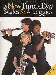 A new Tune a Day Scales & Arpeggios for all instruments
