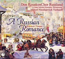 A russian Romance CD