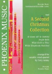 A second Christmas Collection für variable Bläserbesetzung, Partitur und Stimmen