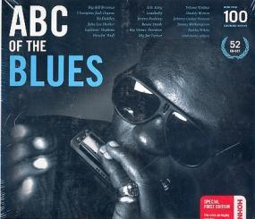 ABC of the Blues 52 CD's + Hohner Puck Mundharmonika