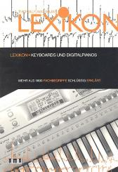 Abgarjan, Thoralf: Lexikon Keyboards und Digitalpianos 1600, Fachbegriffe schlüssig erklärt