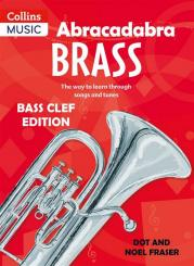 Abracadabra Brass Bass Clef Edition (trombone, baritone, euphonium)