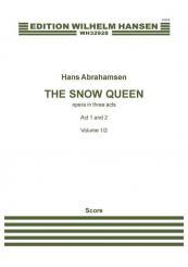 Abrahamsen, Hans: The Snow Queen score
