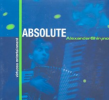 Absolute Alexander Shirunov CD
