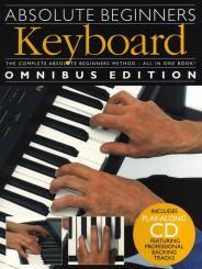 Absolute Beginners (+CD) for keyboard omnibus edition