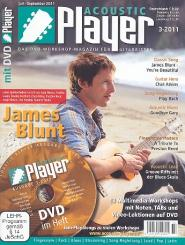 Acoustic Player 3/2011 (+DVD)