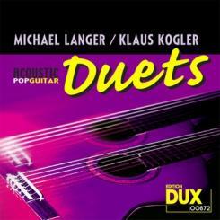Acoustic Pop Guitar Duets CD
