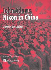 Adams, John Luther: Nixon in China Klavierauszug (en)