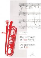 Adler-McKean, Jack: The Techniques of Tuba Playing / Die Spieltechnik der Tuba