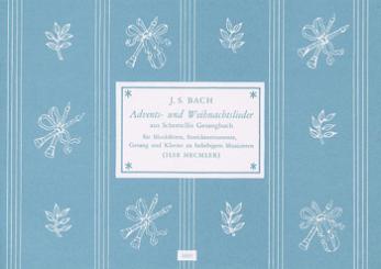 Advents- und Weihnachtslieder aus Schemellis Gesangbuch, Partitur