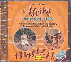 Afrika bewegt uns Doppel-CD Lieder zum Spielen, Bewegen, und Tanzen für Kinder