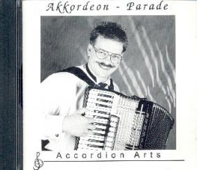 Akkordeon-Parade CD