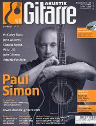 Akustik Gitarre 04/2011 (Juli/August)