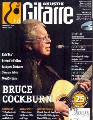 Akustik-Gitarre 1/2020 (Dezember/Januar)