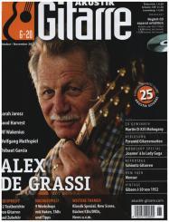 Akustik-Gitarre 6/2020 (Oktober/November)