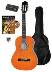 Akustik-Gitarren-Set (Konzertgitarre) (4/4)