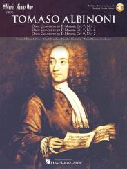 Albinoni, Tomaso: Oboe Concerti (+Online Audio) printed oboe part