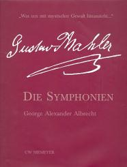 Albrecht, Georg Alexander: Gustav Mahler - Die Sinfonien (+CD) gebunden