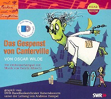 Albrecht, Henrik: Das Gespenst von Canterville Hörbuch-CD