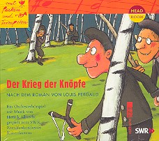 Albrecht, Henrik: Der Krieg der Knöpfe CD