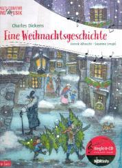 Albrecht, Henrik: Eine Weihnachtsgeschichte (+CD) ein musikalisches Bilderbuch