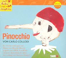 Albrecht, Henrik: Pinocchio Hörbuch-CD