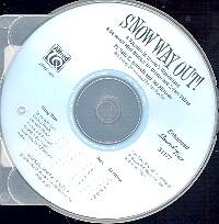 Albrecht, Sally  K.: Snow Way out Sound Trax-CD