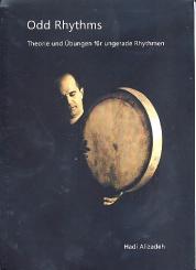 Alizadeh, Hadi: Odd Rhythms - Theorie und Übungen für ungerade Rhythmen für alle Instrumente