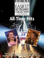 All Time Hits: for keyboard Easiest Keyboard Collection