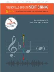 Allwood, Ralph: The Novello Guide to Sight-Singing (+Soundcheck) for choral singers