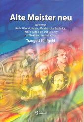 Alte Meister neu für Blechbläser-Ensemble Partitur