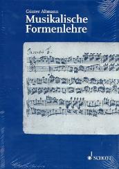Altmann, Günther: Musikalische Formenlehre