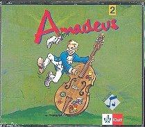 Amadeus Band 2 (Klasse 7-10 HRG) 6 CD's