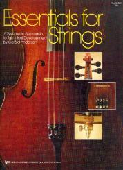 Anderson, Gerald E.: Essentials for Strings full score