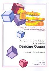 Andersson, Benny: Dancing Queen: für variable Besetzung ( sehr leicht ), Partitur und Stimmen