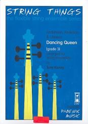 Andersson, Benny: Dancing Queen: für variable Besetzung ( mittelschwer ), Partitur und Stimmen