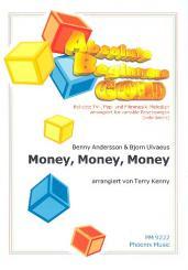 Andersson, Benny: Money Money Money: für variable Besetzung (sehr leicht), Partitur und Stimmen