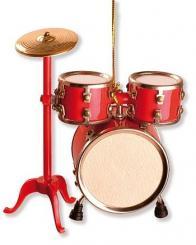 Anhänger Schlagzeug 7,62 cm, (Verpackungseinheit 6 Stück)